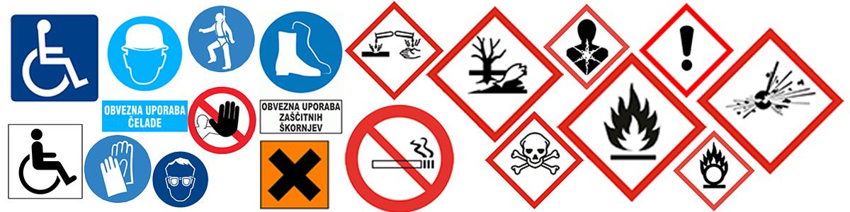 Opozorilne oznake