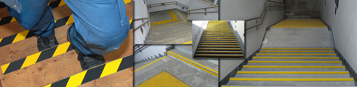 Oznacevanje stopnic